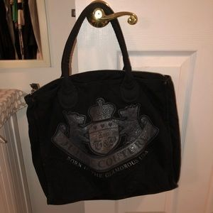Juicy Couture Bags - Black juicy couture purse